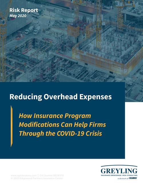 Reducing Overhead Costs